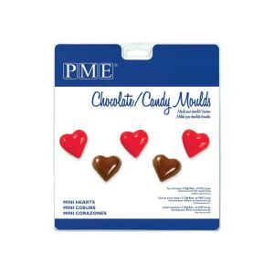 Stampo Caramelle Cioccolatini Cuoricini PME