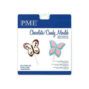Stampo Caramelle Cioccolatini Farfalle PME
