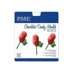 Stampo Caramelle Cioccolatini Rose PME