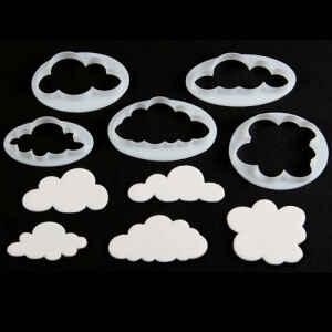Tagliapasta Nuvole e non solo 5 Pz FMM