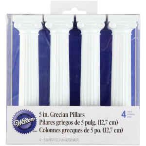 Colonne Greche 12,5 cm Set 4 Pz Wilton