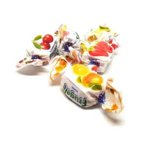 Caramelle Cubotto Jelly Frutta min 1 Kg