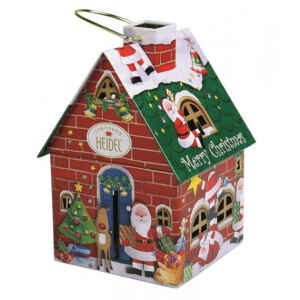 Latta Christmas Cottage Salvadanaio