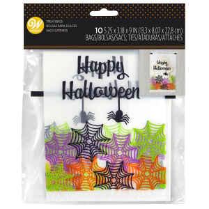 Bakery Bag Happy Halloween 10 Pz Wilton