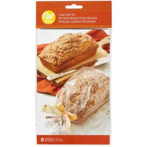 Loaf Gift Autunno Kit 8 Pz Wilton