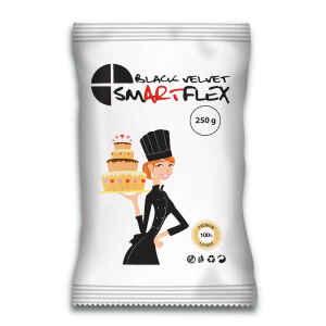 Pasta di zucchero Velvet Nera 250 g SmartFlex