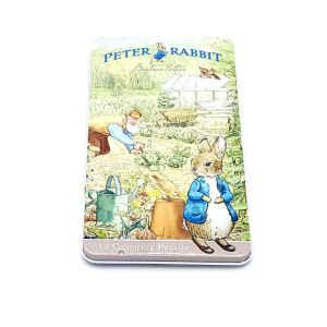 Latta Peter Rabbit con Pastelli a cerniera