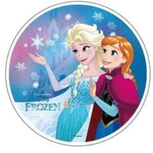 Ostia Wafer Sheet Frozen 1 Disney