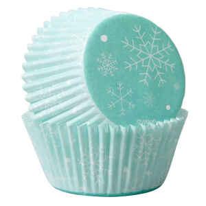 Pirottini - Cupcake Frozen per Cottura 75 Pz Wilton