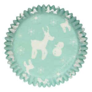 Pirottini - Cupcake Winter Wonderland 48 Pz FunCakes