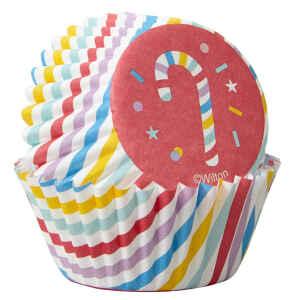 Pirottini - Cupcake Bastoncino di zucchero 100 Pz Wilton