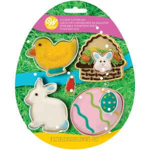 Cookie Cutter Easter Set 7 Pz Wilton