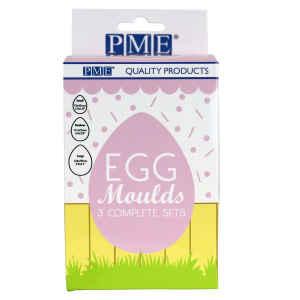 Stampi per uova Set 3 Pz PME