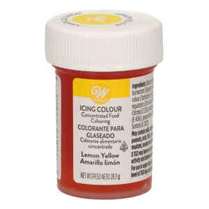 Colorante Gel Concentrato Icing Color Giallo Limone 28 g Wilton