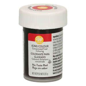 Colorante Gel Concentrato Icing Color Rosso Senza Sapore 28 g Wilton