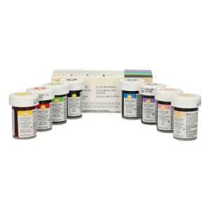 Colorante Gel Concentrato Icing Color Kit 8 x 28 g Wilton