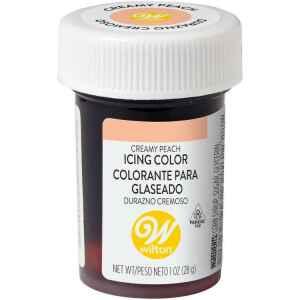 Colorante Gel Concentrato Icing Color Pesca Cremosa 28 g Wilton