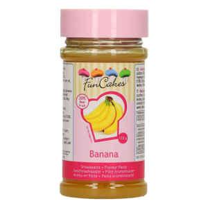 Pasta Aromatizzante Banana 120 g FunCakes