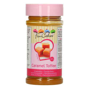 Pasta Aromatizzante Caramel Toffee 100 g FunCakes