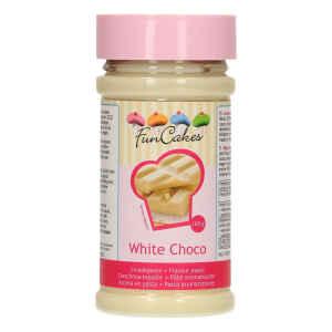 Pasta Aromatizzante Cioccolato Bianco 100 g FunCakes