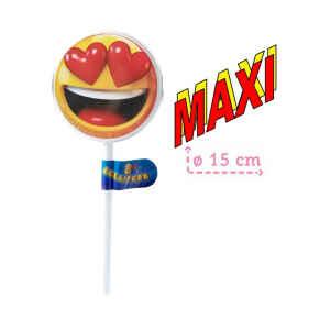 ESP. N 12 MAXY SMILEY LOLLYPOP XL 64 G