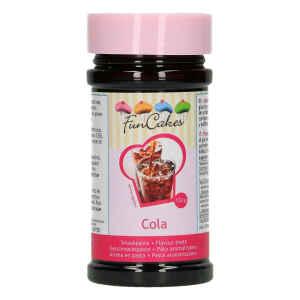 Pasta Aromatizzante Cola - Coke 120 g FunCakes