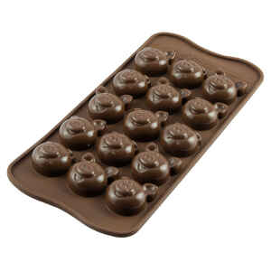 Silicone Chocolate Mould Maialini Silikomart