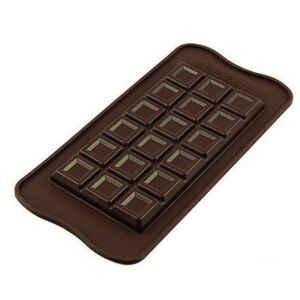Silicone Chocolate Mould Tablette Choco Bar Silikomart