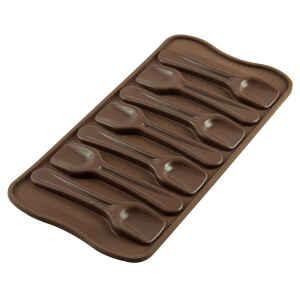 Silicone Chocolate Mould Cucchiaini Silikomart