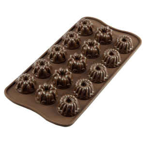 Silicone Chocolate Mould Fantasia Silikomart