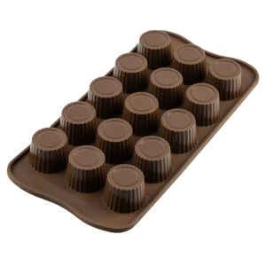 Silicone Chocolate Mould Praline Silikomart