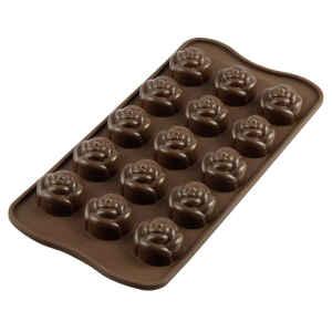 Silicone Chocolate Mould Rosa Silikomart