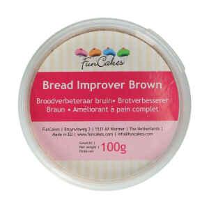 Preparato per Migliorare il Pane Brown 100 g FunCakes