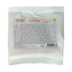 Lievito Istantaneo 15 g Senza Glutine FunCakes