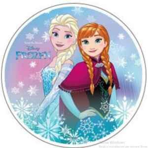 Ostia Wafer Sheet Frozen 4 Disney