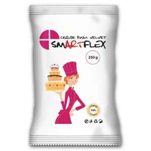 Pasta di zucchero Velvet Cerise Pink 250 g SmartFlex