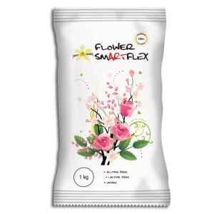 Pasta di zucchero Flower Bianca 1 kg SmartFlex