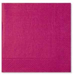 Tovaglioli Bouganville 33 x 33 cm 3 confezioni Extra