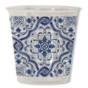Bicchieri di Plastica Arabesque 300 cc Extra