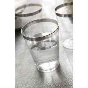 Bicchieri di Plastica Cerimonie Acqua 300 cc Extra