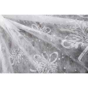 Runner Tulle Christmas Bouquet 50 x 250 cm Extra