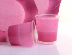 Bicchieri di Plastica PPL Bicolore Pink - Fucsia 250 cc 3 confezioni Extra