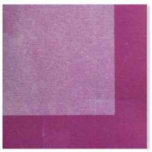 Tovaglioli Bicolore Pink - Fucsia 33 x 33 cm 3 confezioni Extra