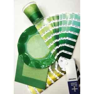 Tovaglioli Bicolore Verde - Verde Scuro 33 x 33 cm 3 confezioni Extra