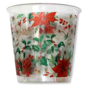 Bicchieri di Plastica 300 cc Melody 3 confezioni Extra