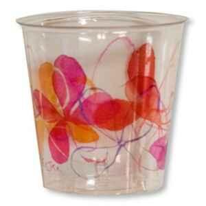 Bicchieri di Plastica Fresh Pink 300 cc 3 confezioni Extra