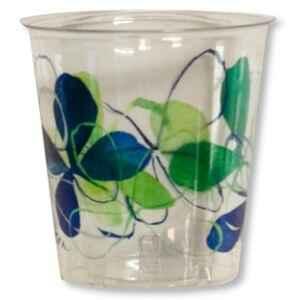 Bicchieri di Plastica Fresh Green 300 cc 3 confezioni Extra