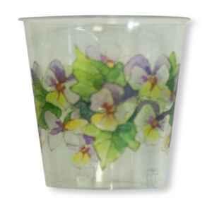 Bicchieri di Plastica Violette 300 cc 3 Confezioni Extra