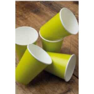 Bicchieri Compostabili Verdi 250 cc Extra