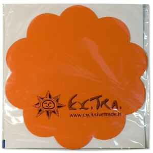 Tovagliette in TNT Smerlate Arancione 35 cm Extra